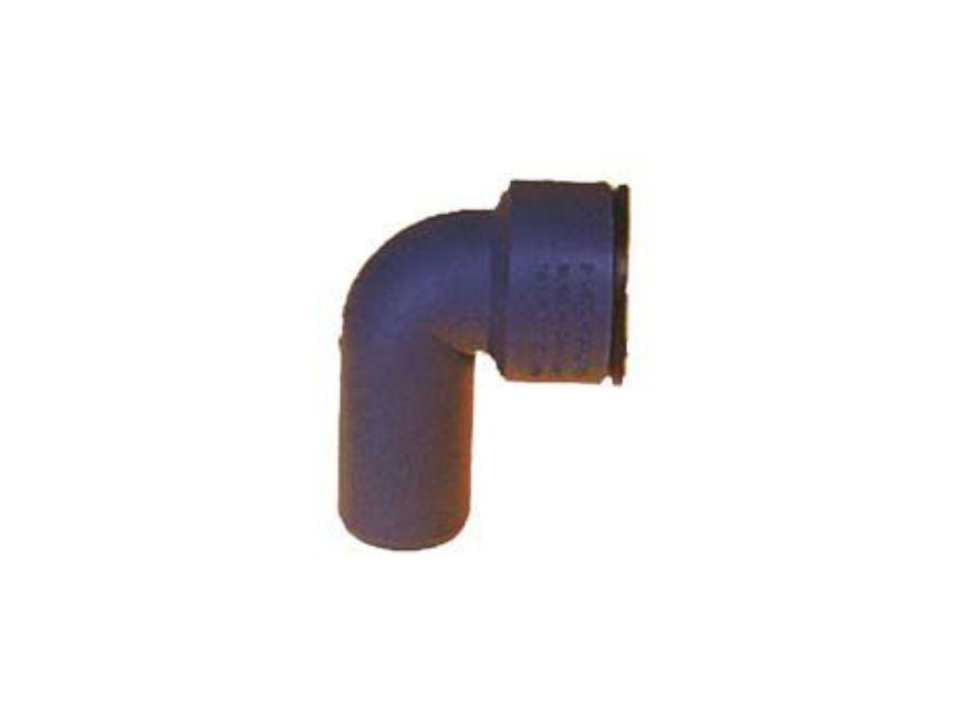 HTSW Curva tecnica con tappo LAMPLAST