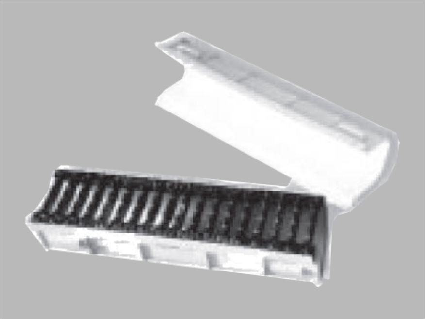 grigli in ghisa per canale polip - lamplast