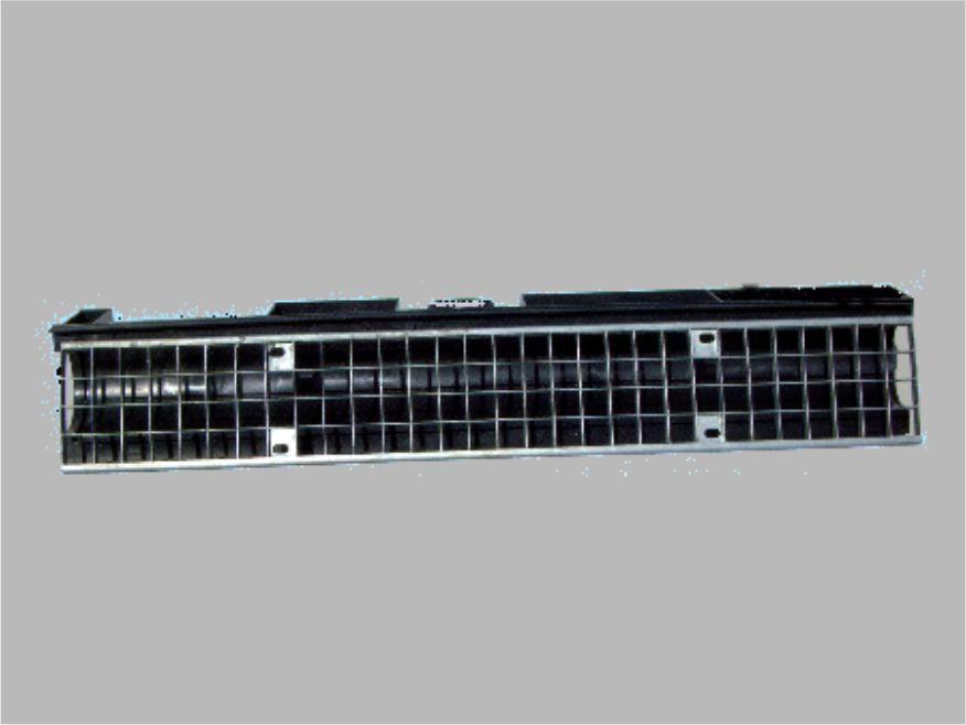 griglia zincata - antiattacco - 30x33 -lamplast