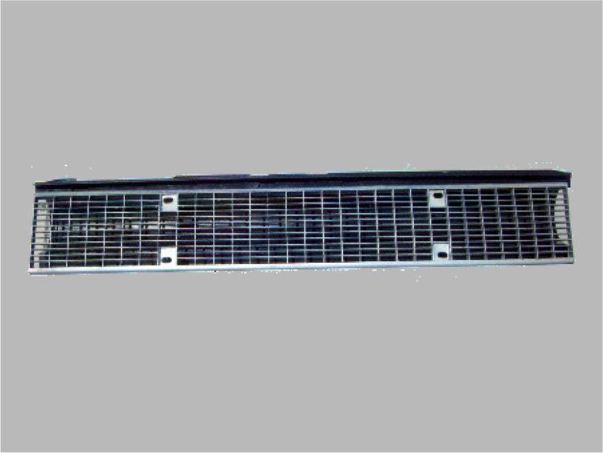 griglia zincata - antiattacco - lamplast