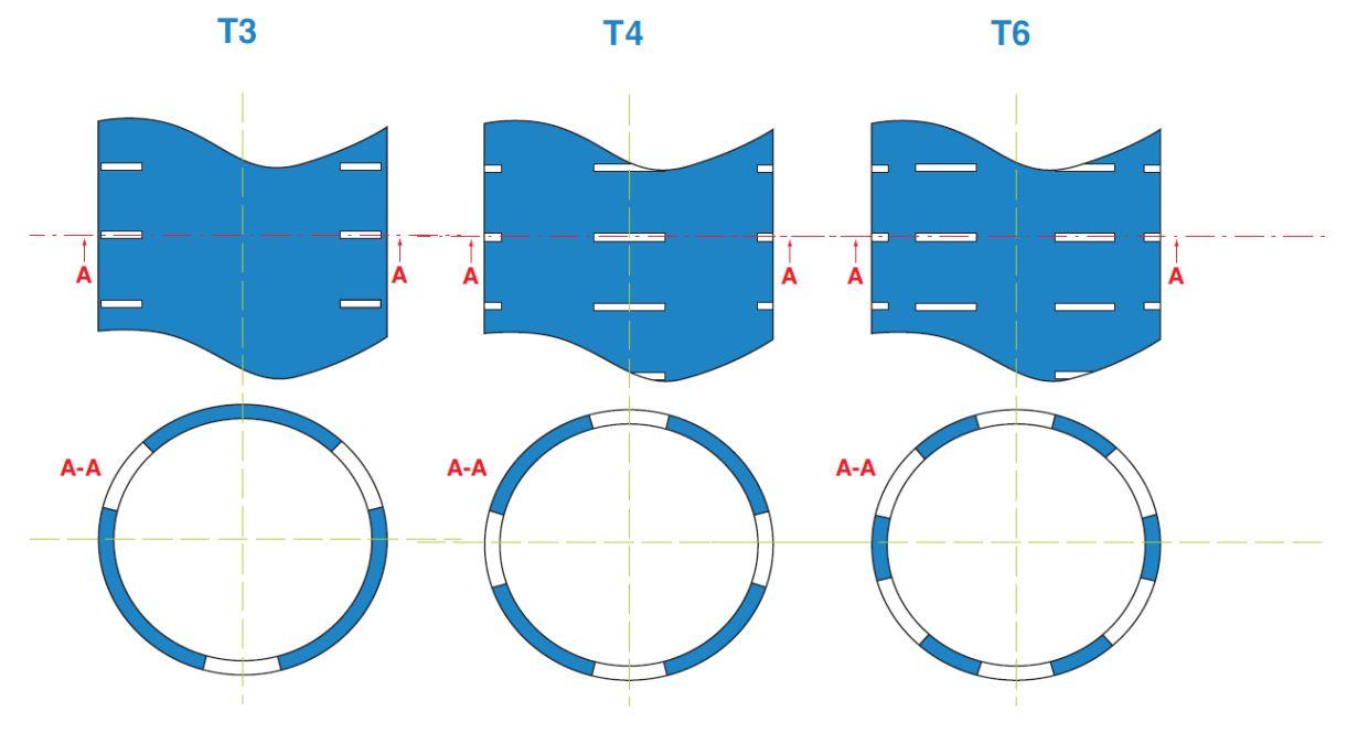 FESSURAZIONI TUBI PVC - LAMPLAST