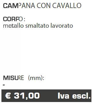 CAMPNA CON CAVALLO - FERMO - MARCHE - LAMPLAST - LIST2021