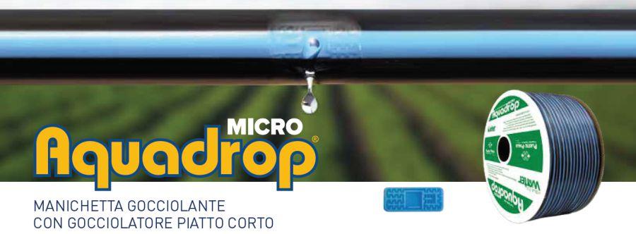 AQUADROP MICRO - IRRIGAZIONE - LAMPLAST - FERMO - MARCHE - R2104