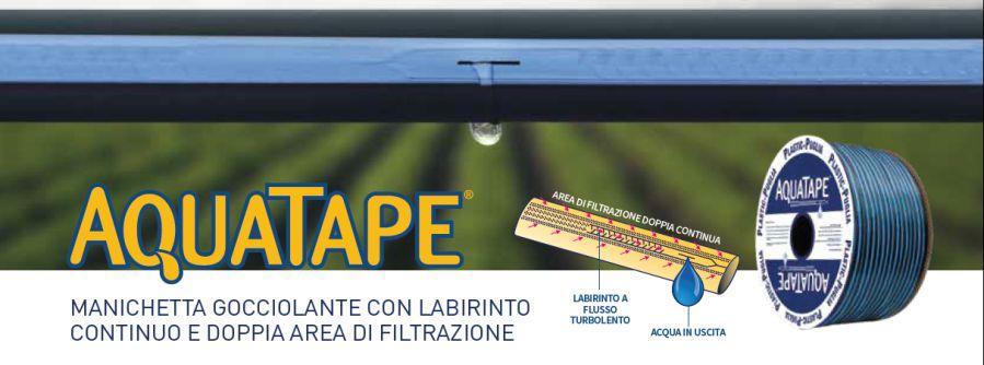 AQUATAPE - IRRIGAZIONE - LAMPLAST - FERMO - MARCHE - R2104