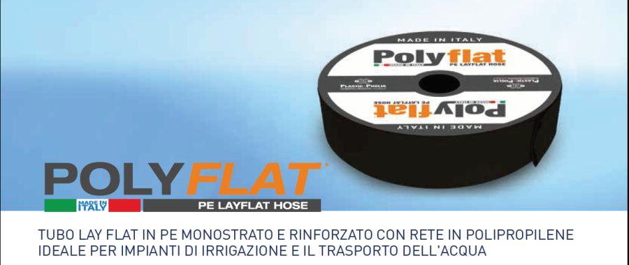 POLYFLAT - IRRIGAZIONE - LAMPLAST -GROTTAZZOLINA - FERMO - MARCHE -R2104