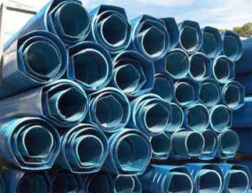 TUBI PVC A FORMA DI TUNNEL – ML6